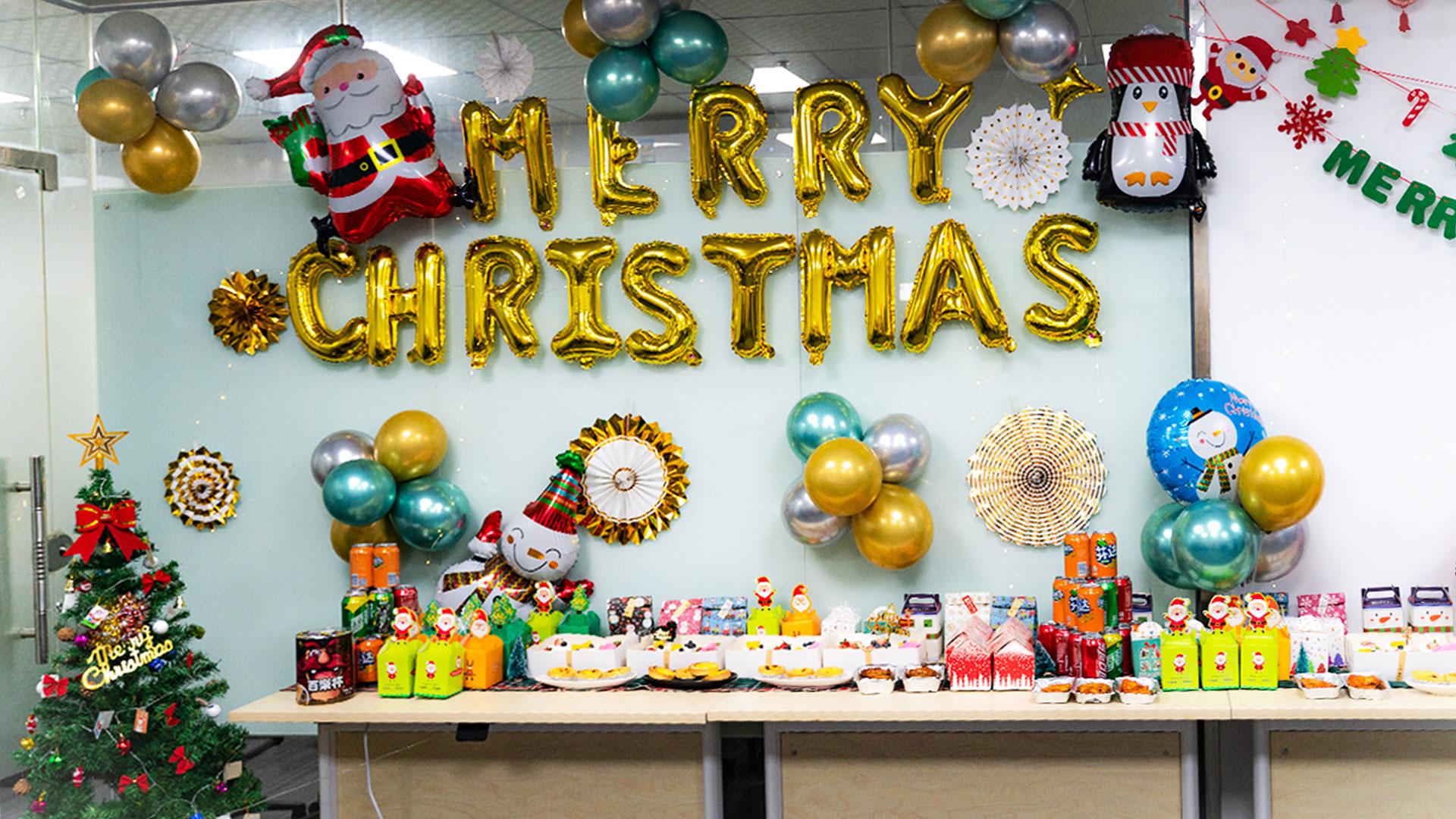 年末圣诞趴,用欢乐送别我们的2020